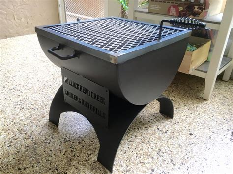 grills for pits bcs 20 quot pit grill bullockhead creak bbq smokers
