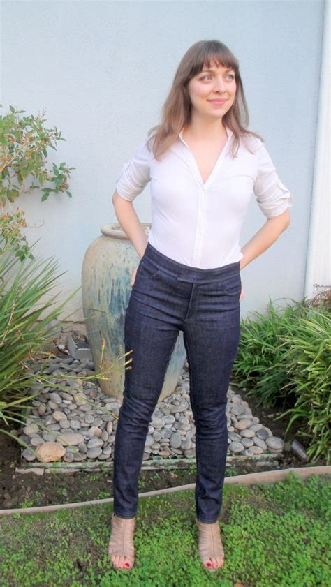 ginger jeans pattern review closet case patterns ginger jeans pattern review by shefeline