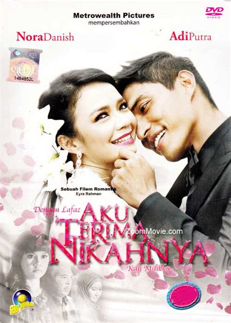 Film Malaysia Aku Terima Nikahnya | aku terima nikahnya dvd malay movie 2012 cast by adi
