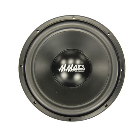 Subwoofer Mmats P20 10 Inch best 6 5 marine speakers car speakers audio system