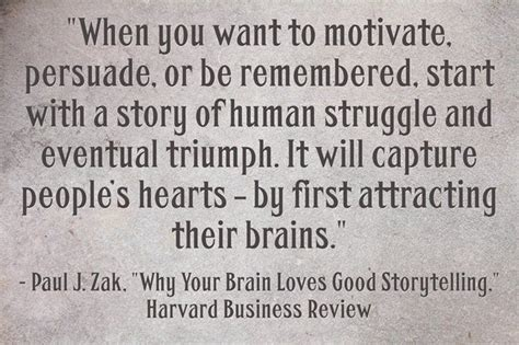 Harvard Mba Coaches by Why Your Brain Storytelling Is An Excellent And