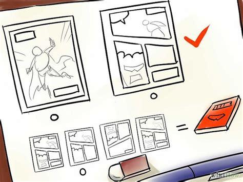 cara membuat storyboard manga cara membuat komik dan menggambar manga agustus 2015