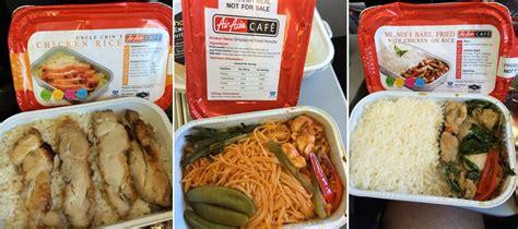 airasia food air asia meal choices runway girlrunway girl