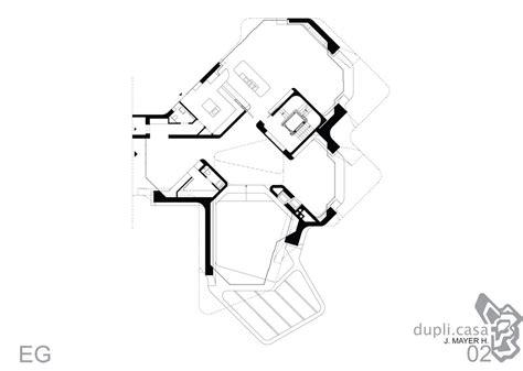 House Floor Plan Designs gallery of dupli casa j mayer h architects 27