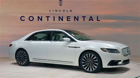 Lincoln Continental Commercial 2017 by 2017 Lincoln Continental Detroit 2016 Photo Gallery