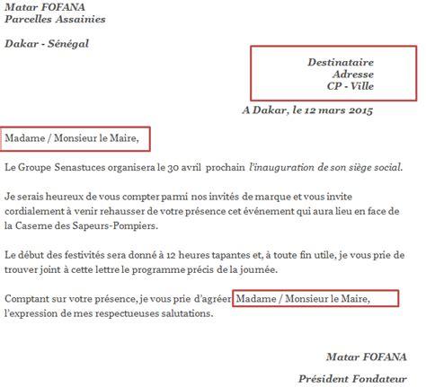 Exemple De Lettre Type Pour Publipostage Sen Astuces Comment Cr 233 Er Un Publipostage Avec Word