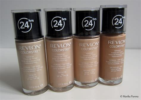 Revlon Liquid Foundation revlon colorstay foundation