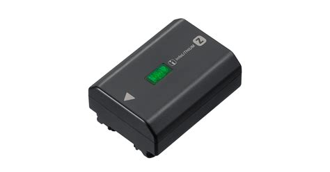 Sony Np Bd1 Original 100 Baterai Battery Pack z series rechargeable battery pack np fz100 sony us