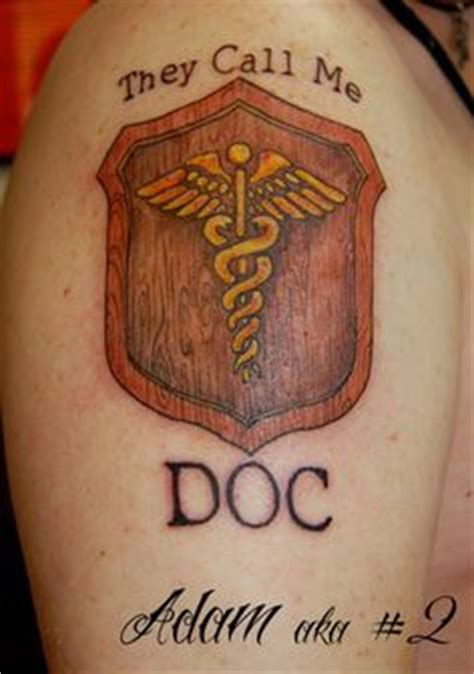 Hanoi Electric Tattoo | navy corpsman tattoos navy corpsman caduceus military