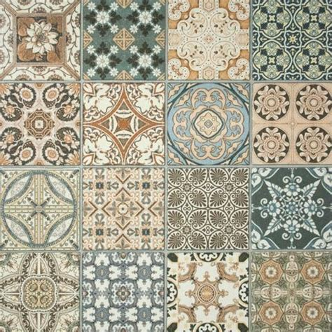 Patchwork Effect - patchwork effect tiles you are sure to baked tiles
