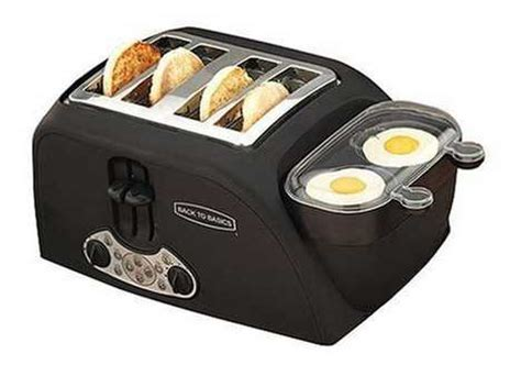 Toaster That Makes Eggs egg muffin toaster still not on par with wee s