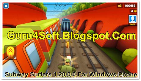 subway surfers mod game for windows phone download subway surfers 1 20 0 0 for windows phone guru