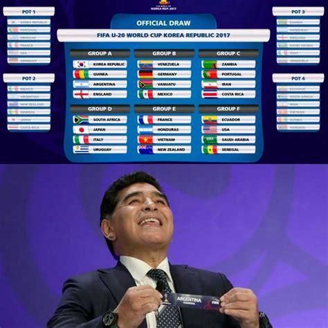 grupo argentina mundial mundial sub 20 que grupo le toco a la argentina