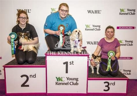 Winners From The Four Days Of The Foster Grant Pair A Day Giveaway by Crufts 2017 Ykc Small Abc Agility Winner Megan