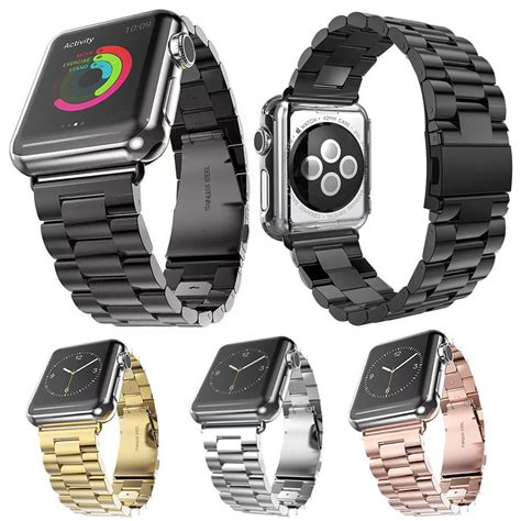 Apple 42mm Stainless Steel Condition Edition new stainless steel wrist bracelet clasp for apple