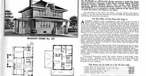 Sears Craftsman House sears home model no 157 1 521 to 1 866 house plans