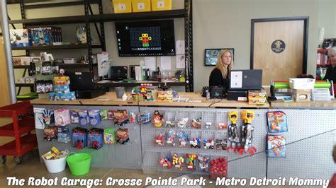 metro detroit robot garage grosse pointe park