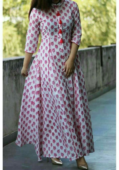 floor length kurti kurta designs women kurti neck