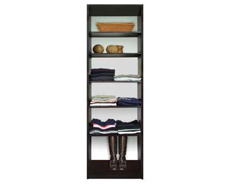 Real Wood Closet Organizers by Solid Wood Closets Walk In Closet Organizers Tower Pre