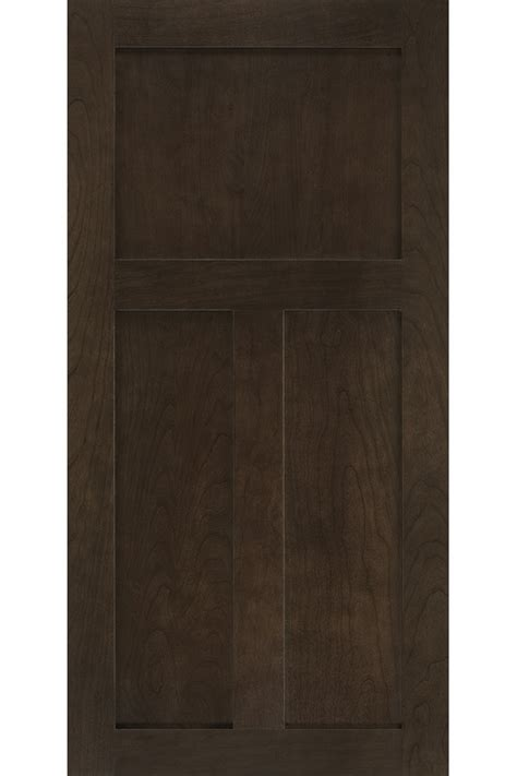 Mission Specialty Cabinet Door with Panels   Decora
