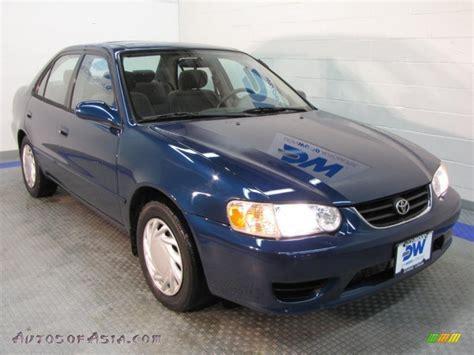 2001 Toyota Corolla Le 2001 Toyota Corolla Le In Indigo Ink Blue Pearl 474114