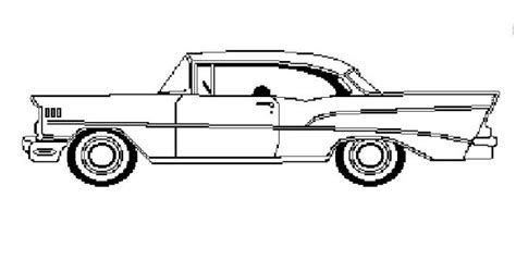 coloring pages classic cars classic chevy car coloring pages sketch coloring page