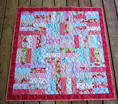 Baby Jelly Roll Quilt by Sue Daurio S Quilting Adventures I Need A Nap Four