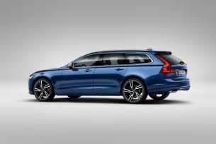 Ny Volvo V90 Volvo V90 R Design 2017 Teknikens V 228 Rld