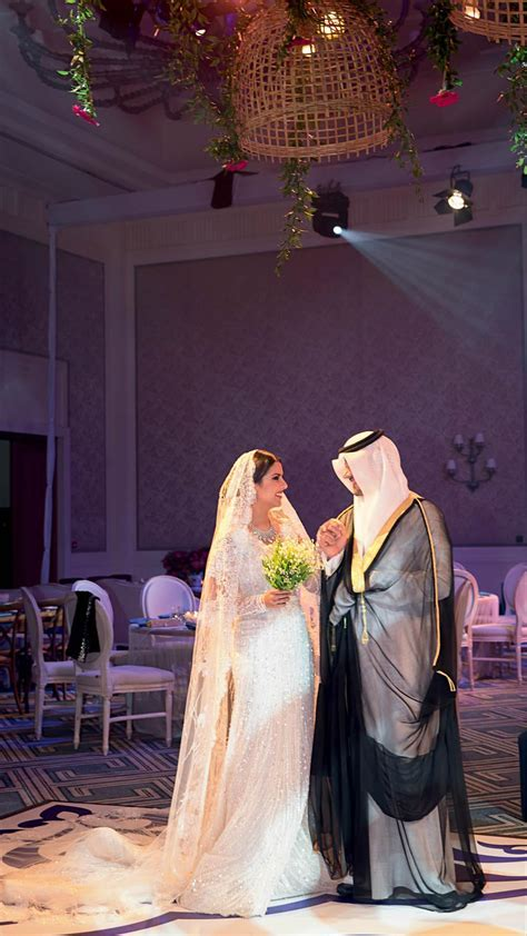 Arabian Weddings: Nada Baeshen and Hamad Alrayes