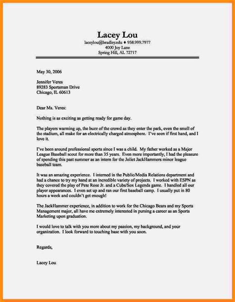 Resume Letter Exles by Exle Of Application Letter And Resume Resume Template Cover Letter