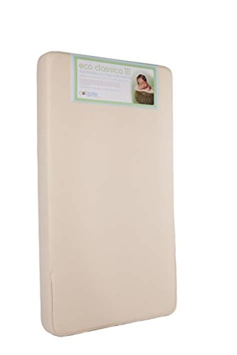 Colgate Eco Classica Iii Dual Firmness Eco Friendlier Crib Mattress by Colgate Eco Classica Iii Dual Firmness Eco Friendlier Crib