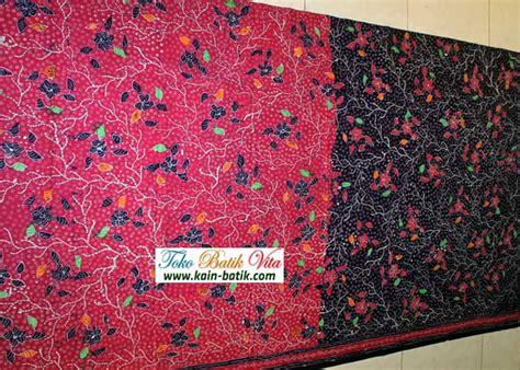 Rok Batik Tulis Madura Pagi Sore batik madura pagi sore kbm 6212 kain batik murah