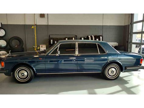 1985 rolls royce 1985 rolls royce silver spur for sale classiccars