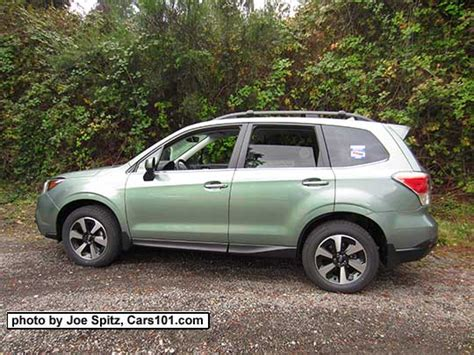 green subaru forester 2017 2017 subaru forester exterior photo page 1