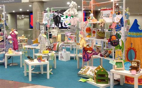 Gift And Home Decor Trade Shows by Stands In New York International Gift Fair