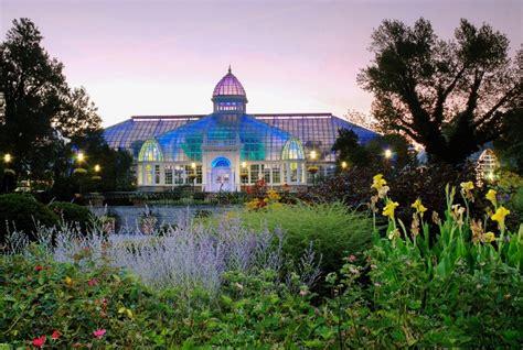 5 Best Places To Visit In Columbus Traveltourxp Com Franklin Park Conservatory And Botanical Garden