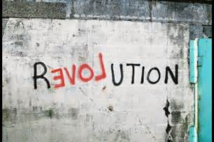 Revolution by Tina Winterlik The Revolution Will Not Be Televised