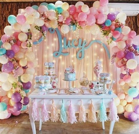 20 balloon d 233 cor ideas for a kid s birthday party shelterness