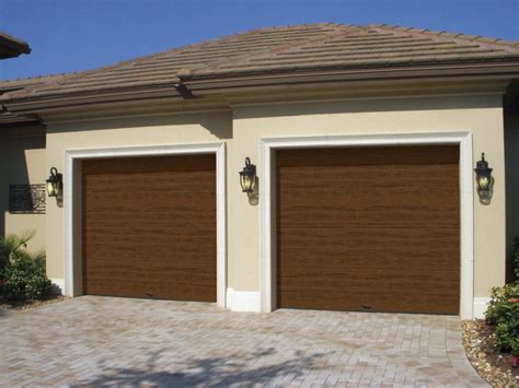 The Clopay Modern Steel Collection Is An Insulated Low Flush Garage Door Modern