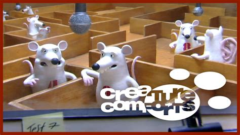 creature comforts movie lab rats creature comforts