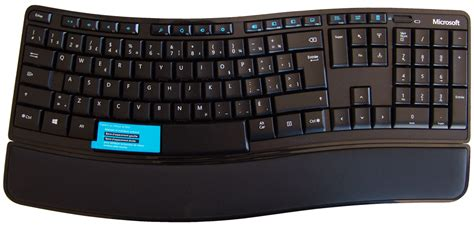 Microsoft Sculpt Comfort Keyboard by Sculpt Comfort Keyboard By Microsoft Ergocanada