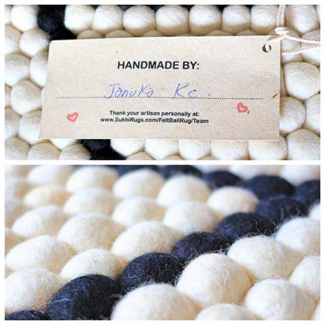 filzkugel teppich selber machen filzkugel teppich selber machen filzkugel teppich selber