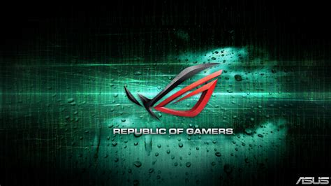 asus wallpaper green wallpaper competition vote for your favorite republic