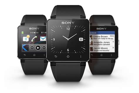 Jam Sony Smartwatch 2 sony universal smartwatch 2 sw2 with bluetooth one co uk electronics