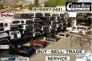 Truck Toppers Kansas City Mo Buy Sell Trade And Service Cer Shell In Fiberglass
