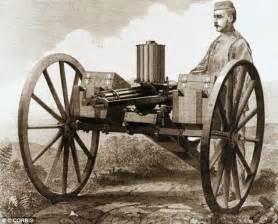machine guns civil war that s got to hurt student designs 163 85 machine gun that