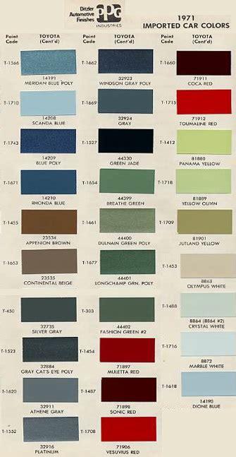 image gallery fj40 colors
