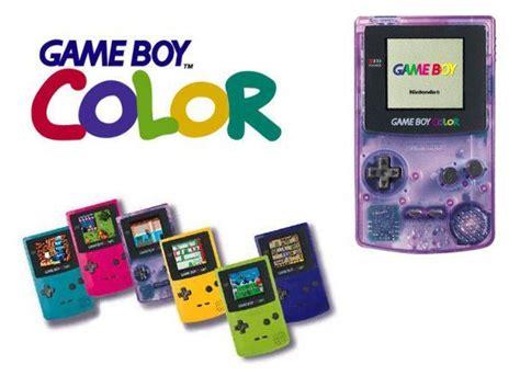 top gameboy color top 10 boy color arcadegame taringa