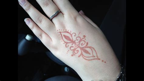 tattoo youtube henna makedes