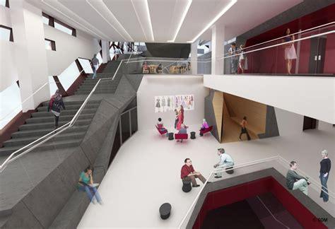 Gallery Of In Progress The New School University Center About Schools Center Schools Center